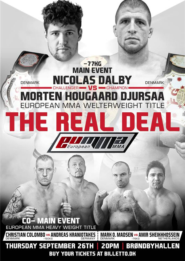 """The Real Deal"" Poster"