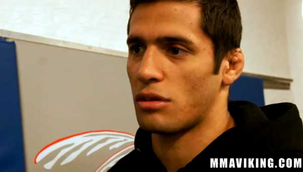Undefeated Fernando Gonzalez
