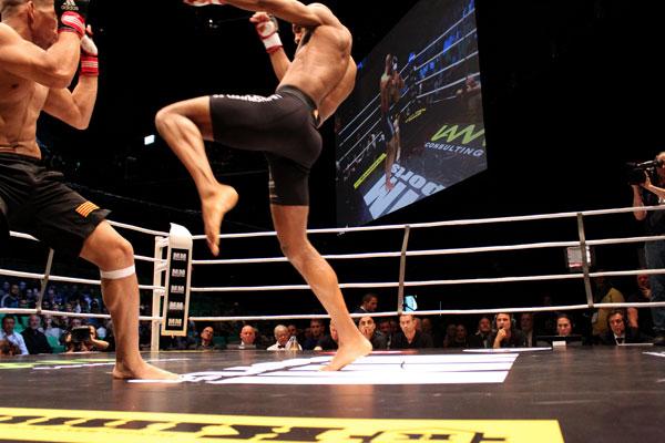 Nico Musoke vs. Ronny Alexander Landaeta