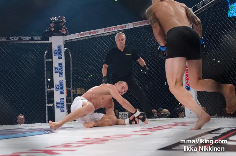 Anton Kuivanen vs. Eric Reynolds