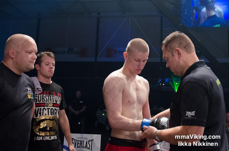 Aleksi Nurminen vs. Mikko Ahmala