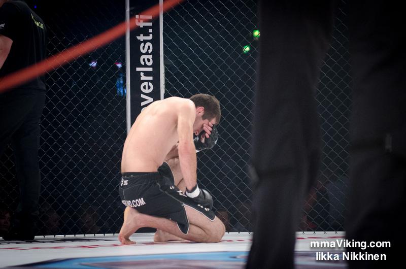 Disappointed Rasul Khataev