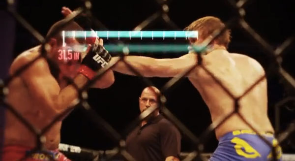 UFC Promotes Gustafsson's Reach