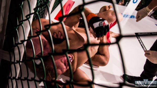 Harila and Akman at Elite MMA Championship 6