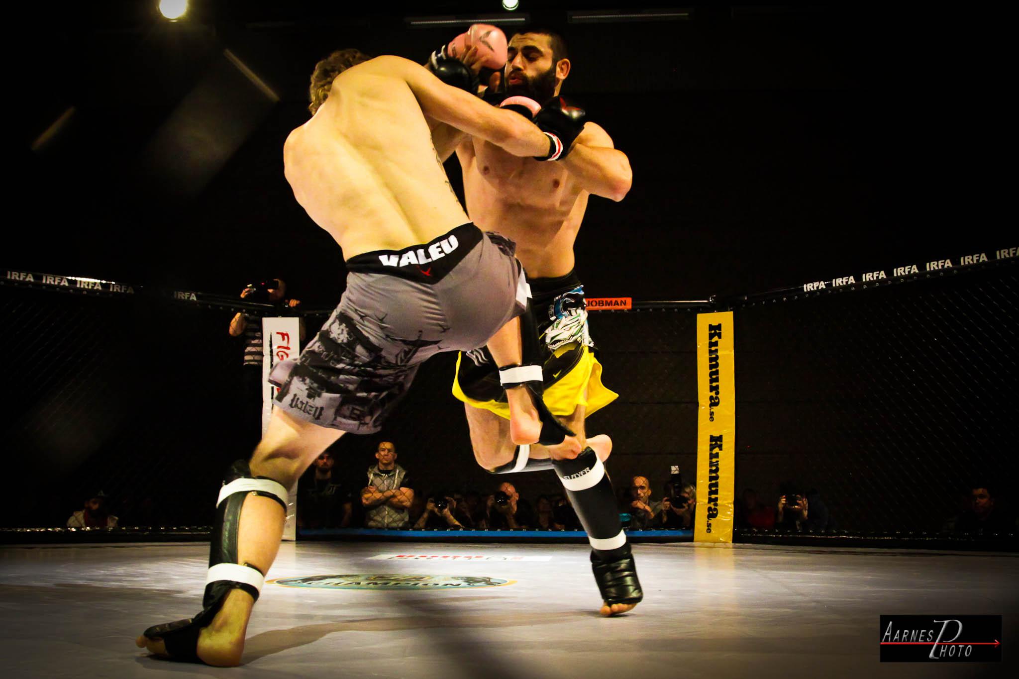 Mikael Tunc vs Jimmie Jensen1-4956
