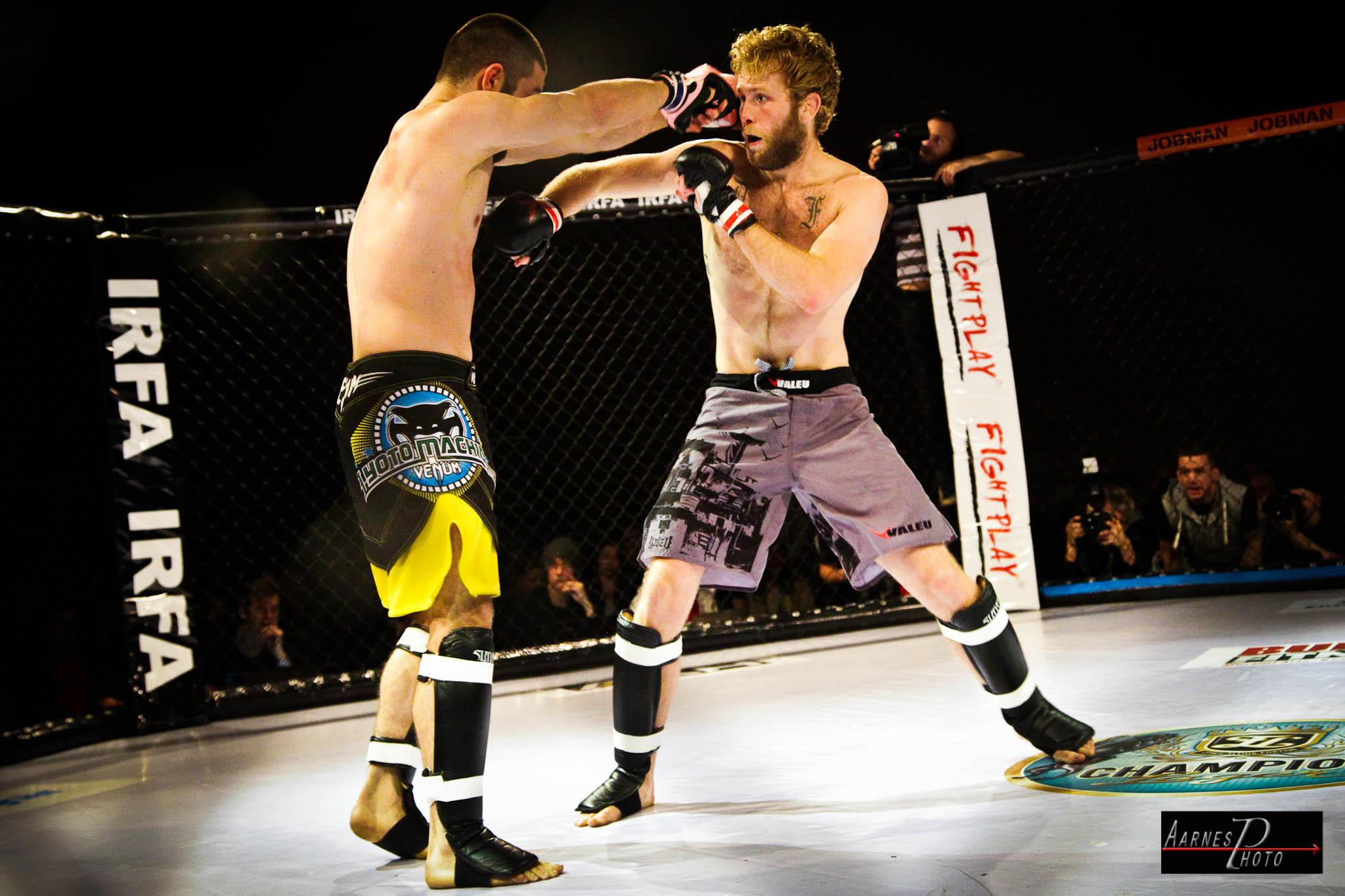 Mikael Tunc vs Jimmie Jensen11-5199