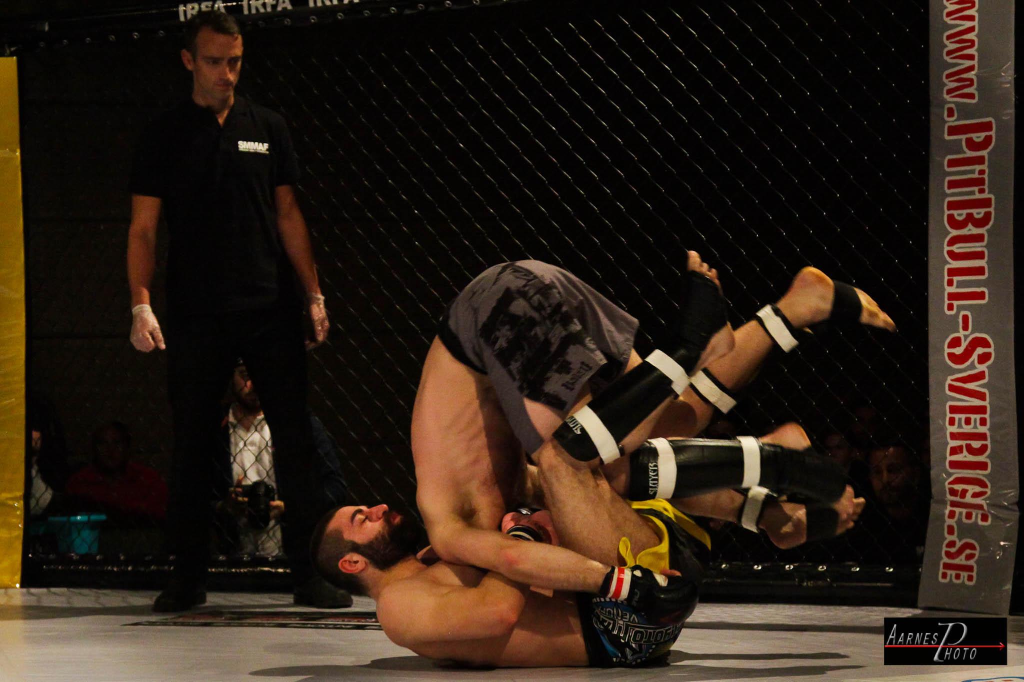 Mikael Tunc vs Jimmie Jensen14-5262