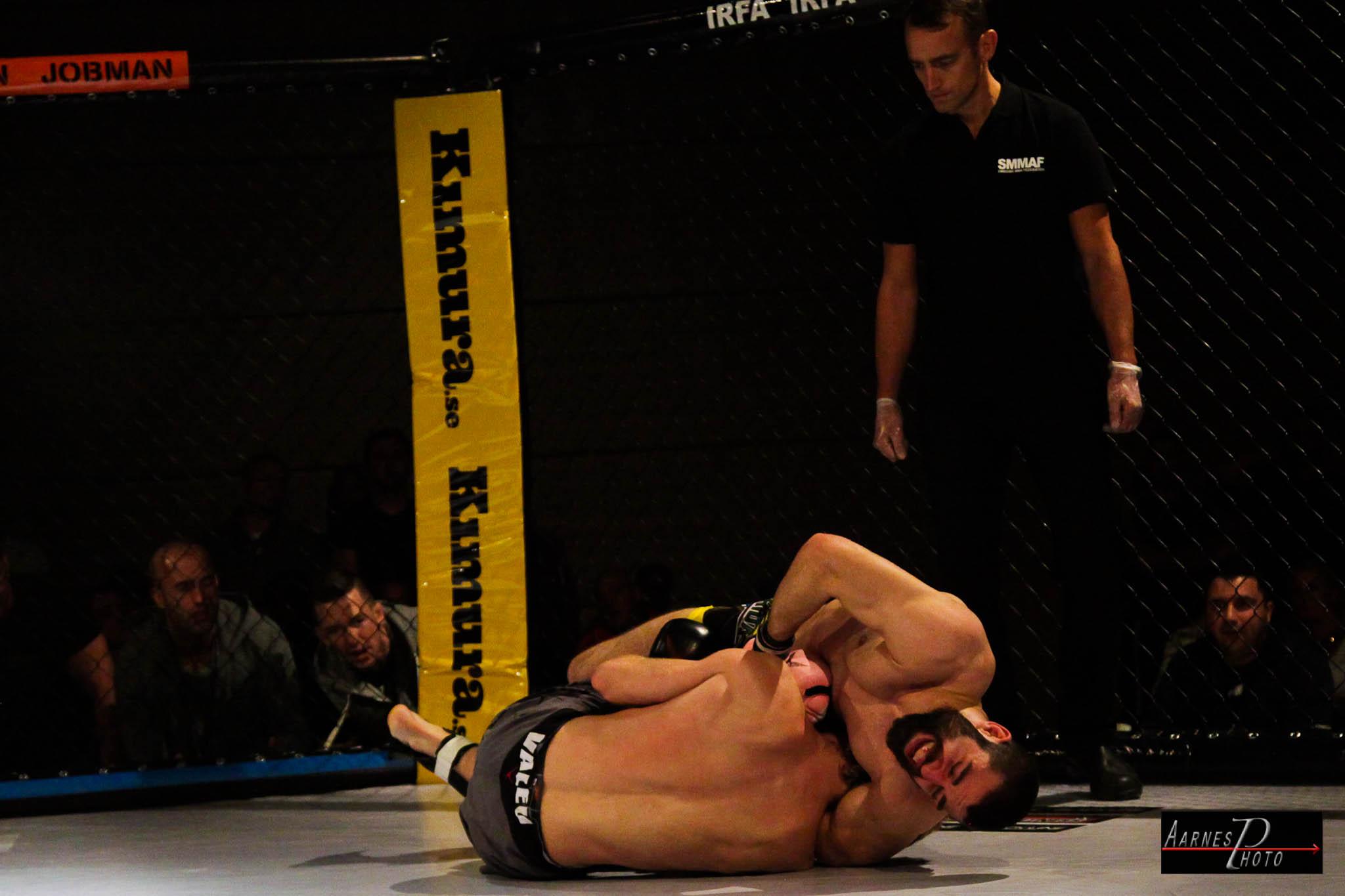 Mikael Tunc vs Jimmie Jensen15-5266
