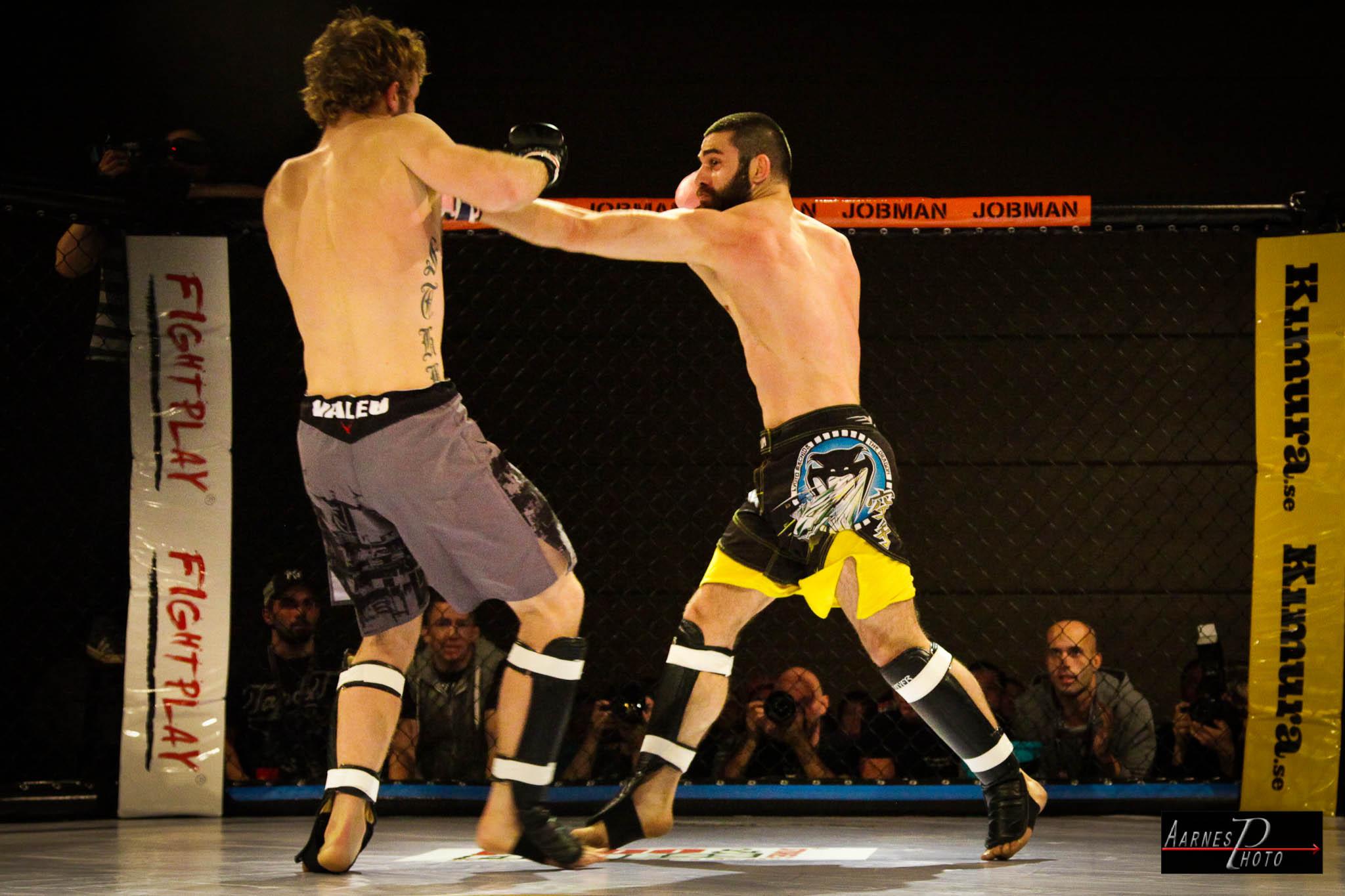 Mikael Tunc vs Jimmie Jensen3-5010