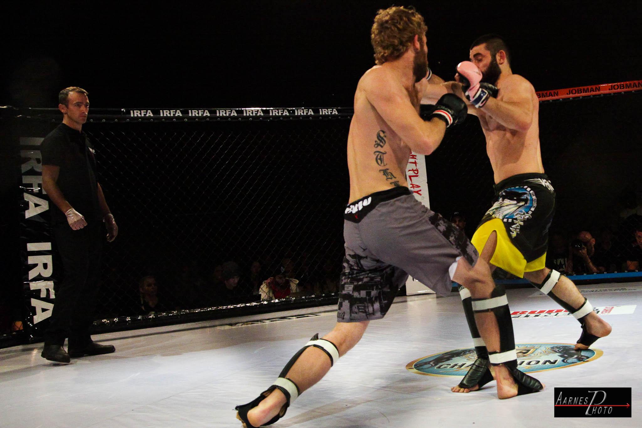 Mikael Tunc vs Jimmie Jensen8-5132