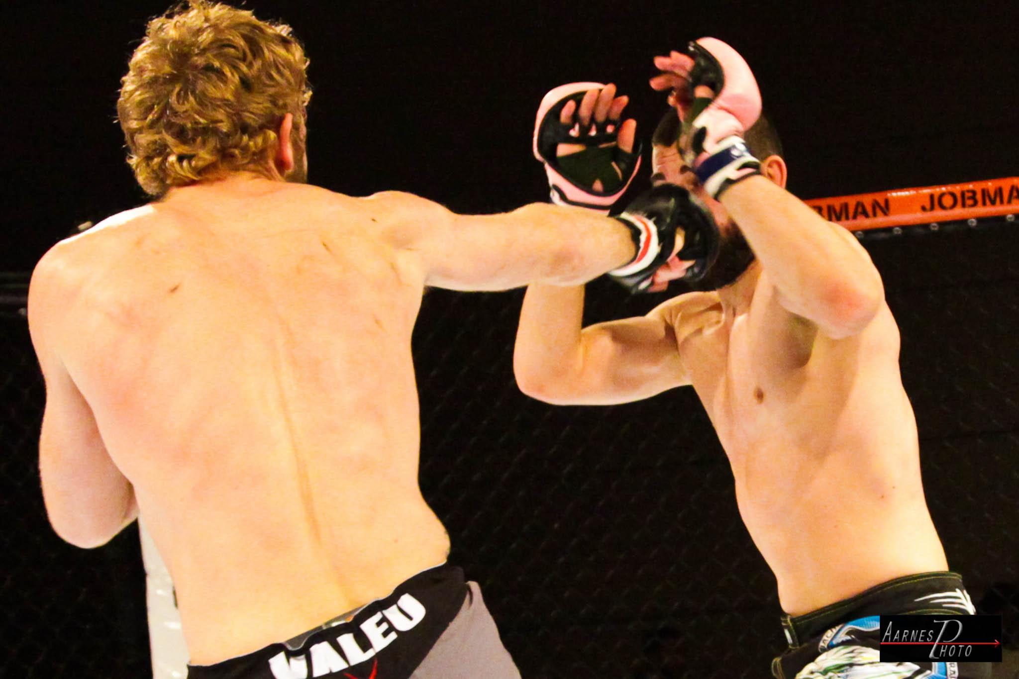 Mikael Tunc vs Jimmie Jensen9-5139