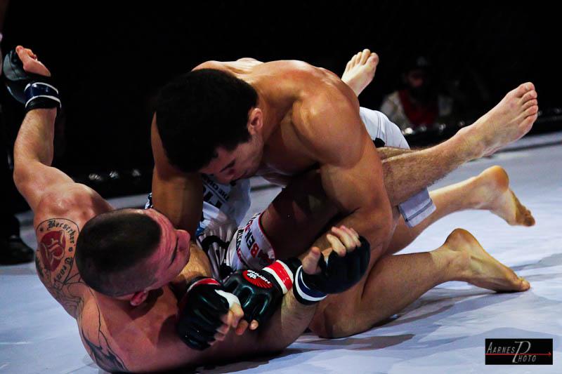 Zebastian Romanowski vs Carlos Prada10-6656
