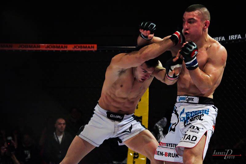 Zebastian Romanowski vs Carlos Prada12-6725