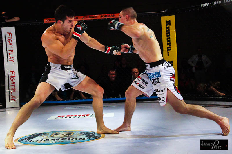 Zebastian Romanowski vs Carlos Prada14-6783