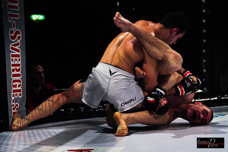 Zebastian Romanowski vs Carlos Prada23-7066