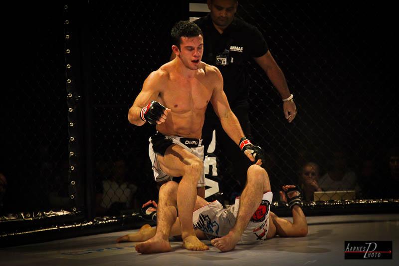 Zebastian Romanowski vs Carlos Prada24-7081