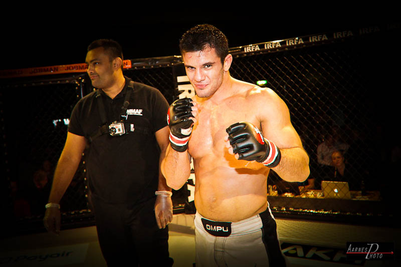 Zebastian Romanowski vs Carlos Prada28-7120