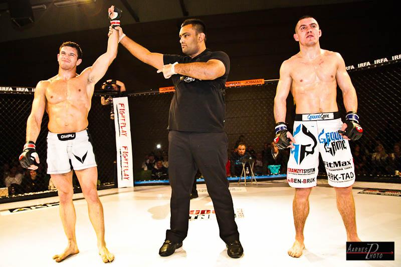 Zebastian Romanowski vs Carlos Prada29-7130