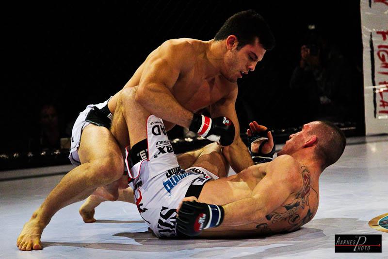 Zebastian Romanowski vs Carlos Prada4-6627