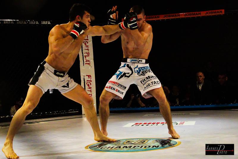 Zebastian Romanowski vs Carlos Prada9-6675