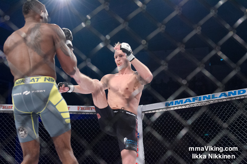FFG prospect Packalen is undefeated after four pro bouts
