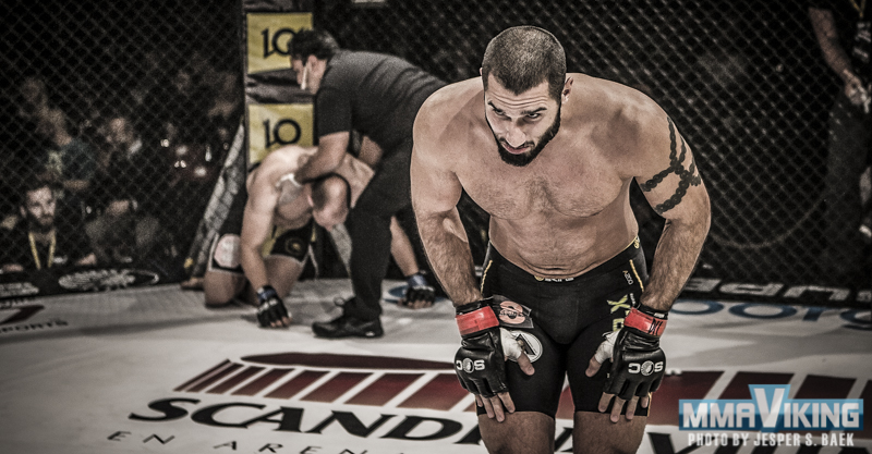 Ali Muhammad KO
