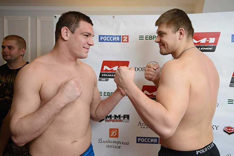 Ante Delija Loses to Denis Smoldarev (Right)
