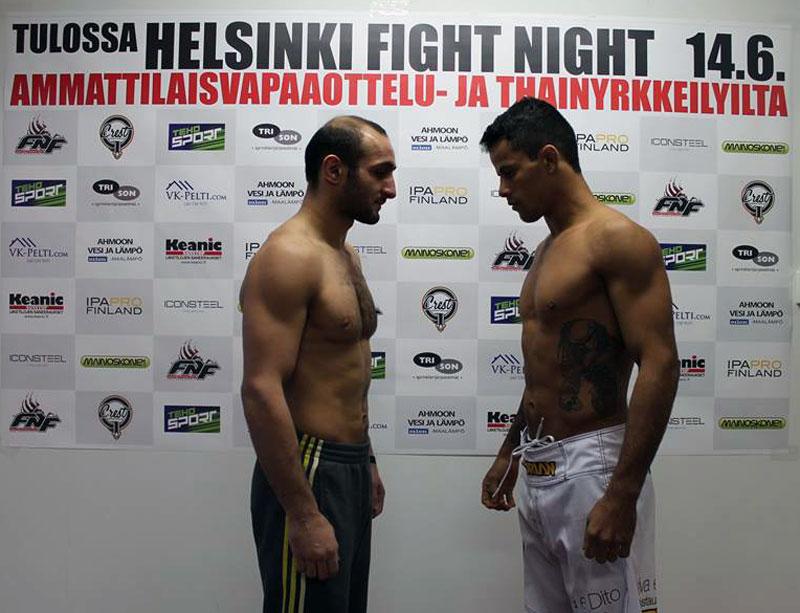 Rashad Muradov and Rafael Domingos