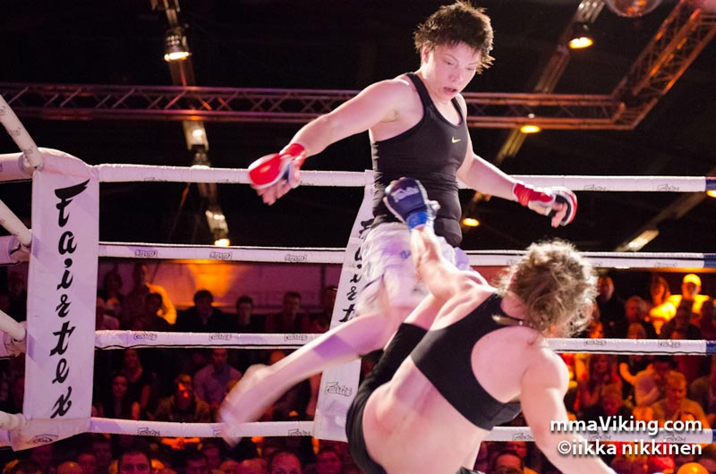 Killer Bunny's Next Bout Likely with Invicta