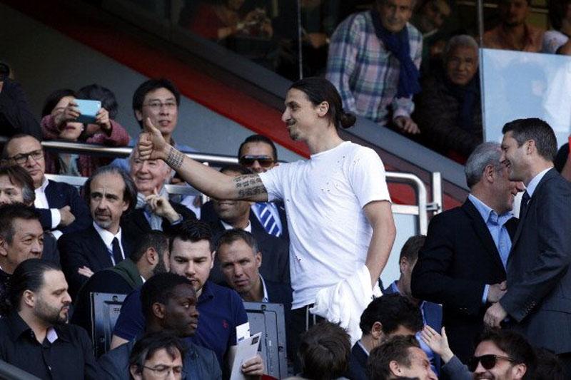 Influence of Non-MMA Stars Like Zlatan Will Help