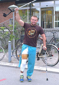 Leaving the Hospital After Operation