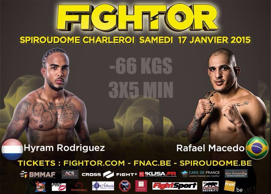 Rafael Fight