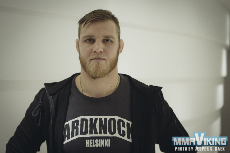 Caveman Will Fight Heavyweight on Cage 28