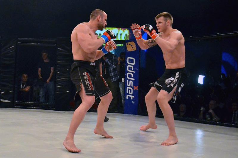 Vantinnen (Right) Lost to Angelier Benjamin in Round 1