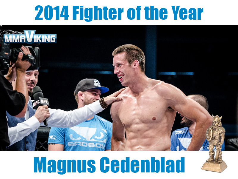 mma-viking-Figher-2014-cedenblad