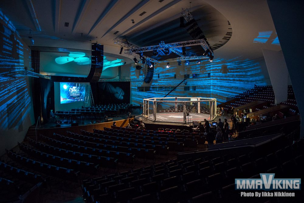 The Culture House of Helsinki serves as the venue for Cage events.