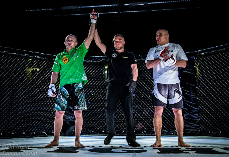 Grecicho Wins on Late Notice Bout (Photo by Tommari Foto)