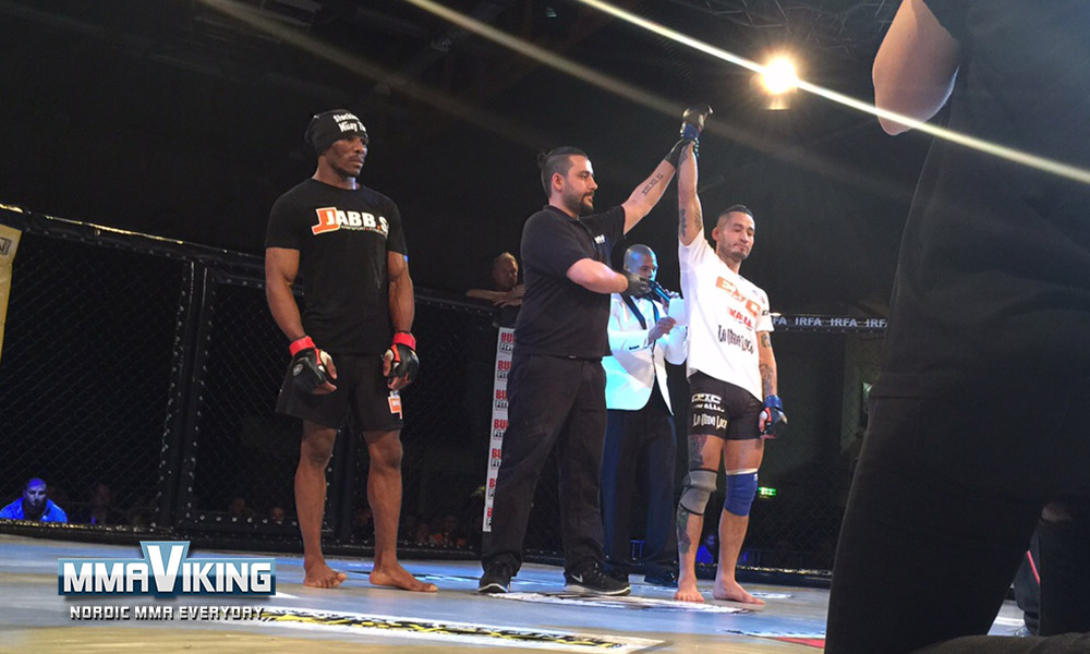 Flores Wins in Decision