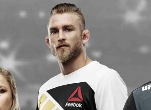 Gustafsson Representing Reebok