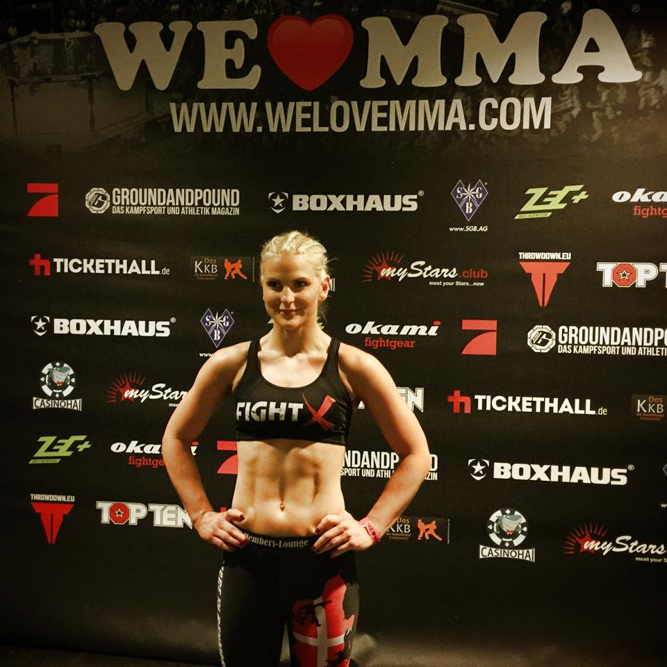 Hinze at Weigh-Ins Yesterday