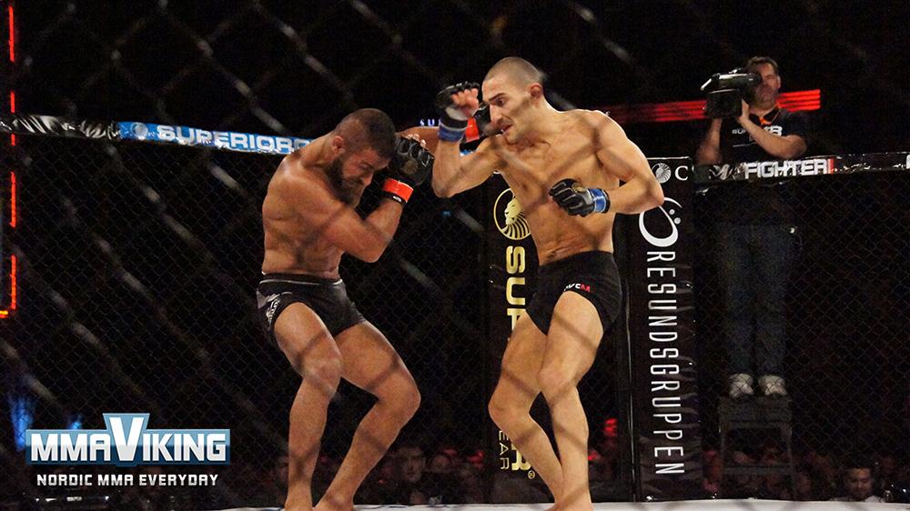 Rafigh (Right) Has Split Decision Versus Bilal Musa at Superior Challenge 8