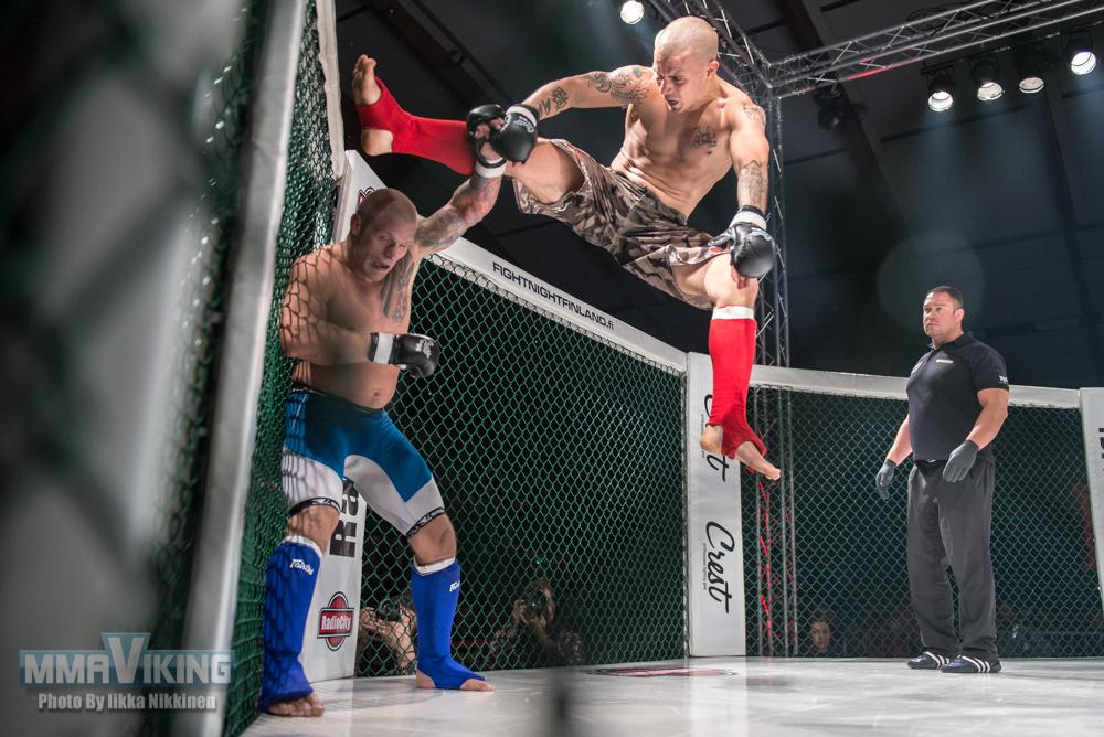 Tomi Sormunen with Ninja Skills