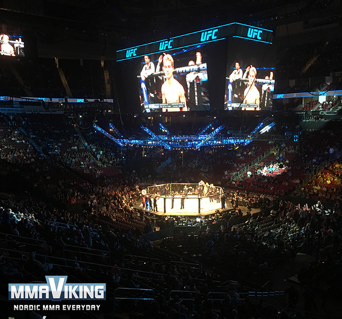 MMAViking.com Live in Houston!
