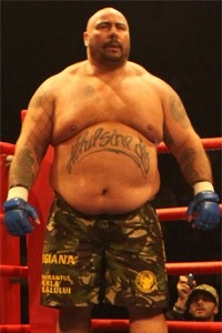 Czerwinkski is a Super Heavyweight