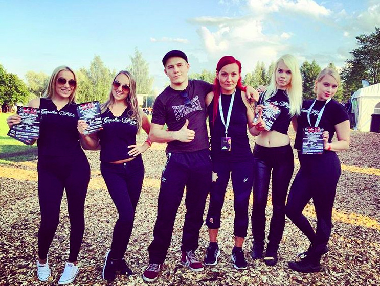 Halme and Siiskonen Ready for Upcoming Card in Imatra