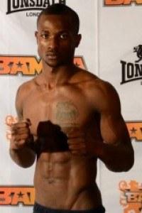 UFC Marc Diakiese