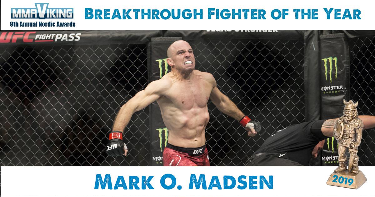 Nordic MMA Mark o Madsen