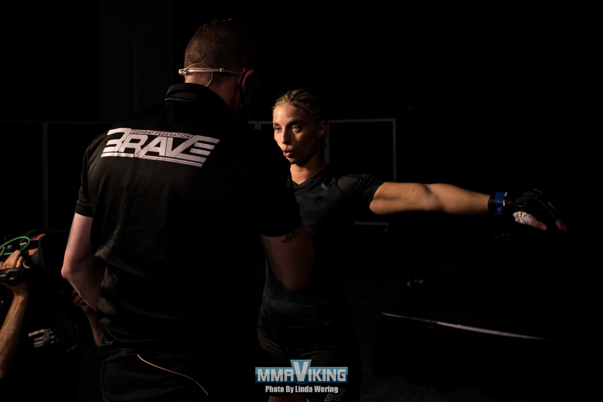 Bianca Antman MMA