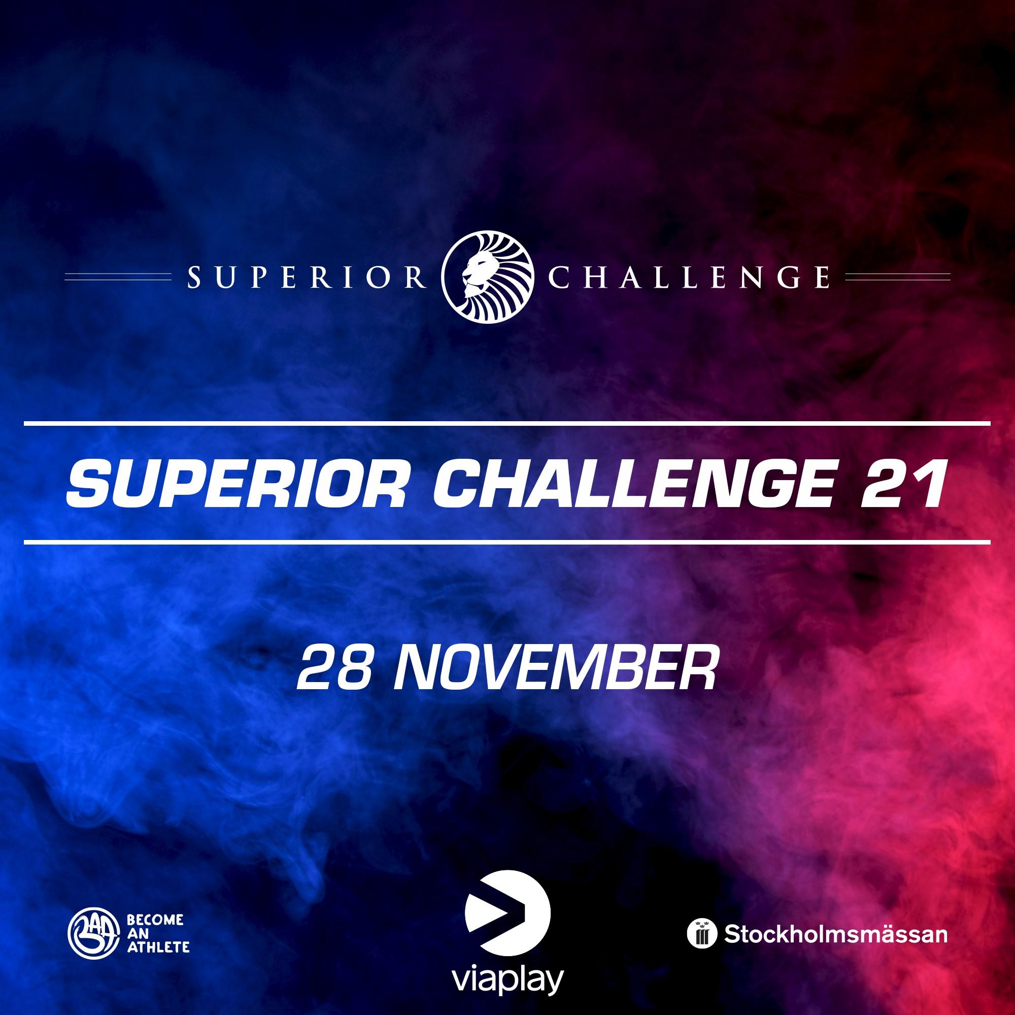 Superior Challenge 21